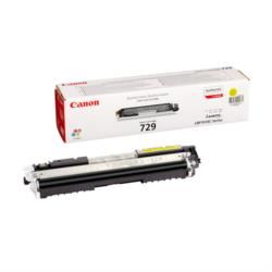 Canon 729Y Yellow Toner Cartridge